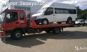 Эвакуатор в городе Обоянь Игорь 24 ч. — цена от 800 руб