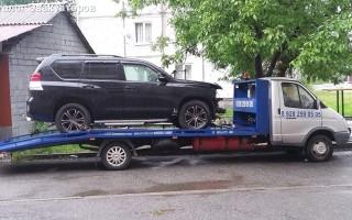 Эвакуатор в городе Владикавказ Автопомощь 24 ч. — цена от 800 руб
