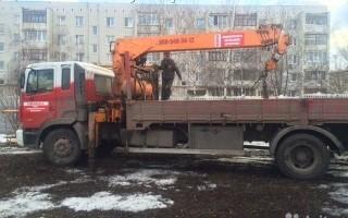 Эвакуатор в городе Борисоглебск Эвакуатор 24 ч. — цена от 800 руб