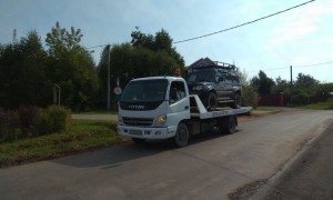 Эвакуатор в городе Нахабино Дмитрий 24 ч. — цена от 800 руб