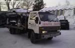 Эвакуатор в городе Хабаровск Юрий 24 ч. — цена от 800 руб