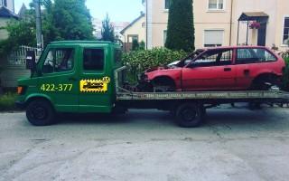 Эвакуатор в городе Калининград Авто-ТехПомощь 24 ч. — цена от 1000 руб