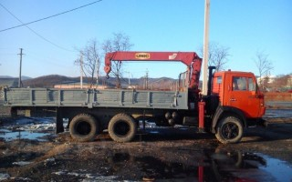 Эвакуатор в городе Валуйки Камаз 24 ч. — цена от 800 руб
