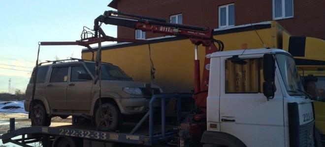 Эвакуатор в городе Бугуруслан Валерий 24 ч. — цена от 800 руб