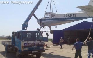 Эвакуатор в городе Крымск Евгений 24 ч. — цена от 800 руб