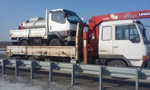 Эвакуатор в городе Находка Центроспас 24 ч. — цена от 800 руб