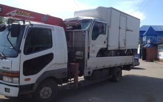 Эвакуатор в городе Курган Андрей 24 ч. — цена от 800 руб