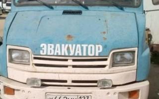 Эвакуатор в городе Темрюк Сергей 24 ч. — цена от 800 руб