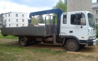 Эвакуатор в городе Тихвин Роман 24 ч. — цена от 800 руб