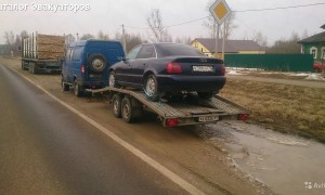 Эвакуатор в городе Бутурлиновка Эвакуатор 24 ч. — цена от 800 руб