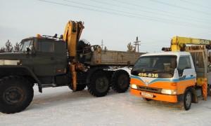 Эвакуатор в городе Ноябрьск Иван 24 ч. — цена от 800 руб
