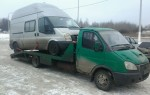 Эвакуатор в городе Чехов Иван 24 ч. — цена от 800 руб
