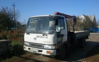 Эвакуатор в городе Гулькевичи Борис 24 ч. — цена от 800 руб