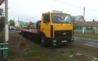 Эвакуатор в городе Исянгулово Максим 24 ч. — цена от 800 руб