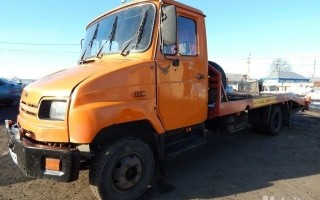 Эвакуатор в городе Нефтекамск Радик 24 ч. — цена от 800 руб