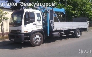 Эвакуатор в городе Прокопьевск Денис 24 ч. — цена от 800 руб
