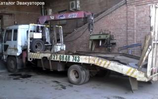 Эвакуатор в городе Мелеуз ООО ТПК Ресурс 24 ч. — цена от 800 руб