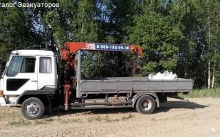 Эвакуатор в городе Городец Евгений 24 ч. — цена от 600 руб