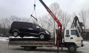 Эвакуатор в городе Елизово Александр 24 ч. — цена от 800 руб