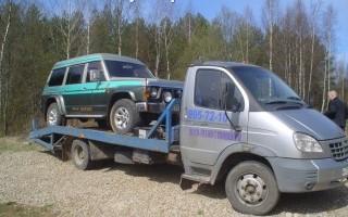 Эвакуатор в городе Воткинск Road-Friend 24 ч. — цена от 800 руб