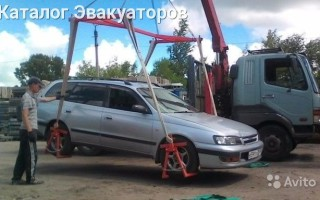 Эвакуатор в городе Белогорск Евгений 24 ч. — цена от 800 руб