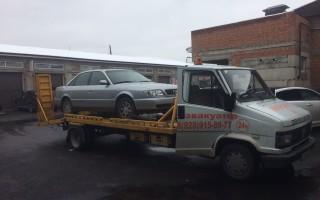 Эвакуатор в городе Нальчик Moving Service 24 ч. — цена от 800 руб