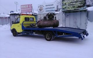 Эвакуатор в городе Томск Ас-70 24 ч. — цена от 800 руб
