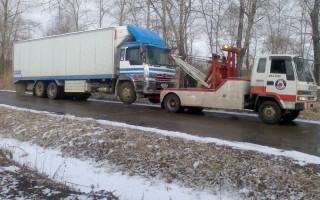 Эвакуатор в городе Хабаровск АвтоСпасатель 24 ч. — цена от 800 руб