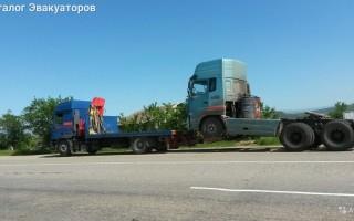 Эвакуатор в городе Каспийск Эвакуатор 24 ч. — цена от 800 руб