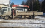 Эвакуатор в городе Ханты-Мансийск Владимир 24 ч. — цена от 800 руб