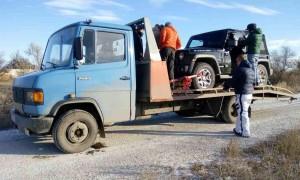 Эвакуатор в городе Керчь Эвакуатор Керчь 24 ч. — цена от 800 руб