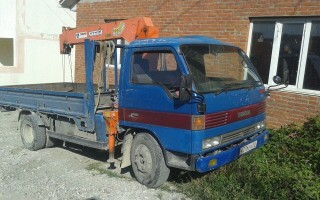 Эвакуатор в городе Геленджик Сергей 24 ч. — цена от 800 руб