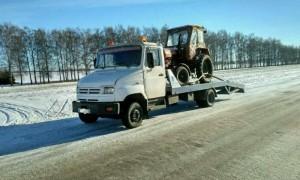 Эвакуатор в городе Зеленодольск Марат 24 ч. — цена от 500 руб