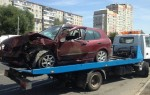 Эвакуация аварийного (битого) автомобиля стоимость и аспекты