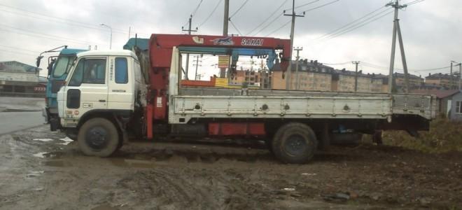 Эвакуатор в городе Яблоновский Эвакуатор 24 ч. — цена от 800 руб