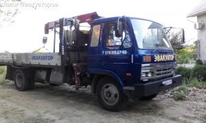 Эвакуатор в городе Керчь Виталий 24 ч. — цена от 800 руб