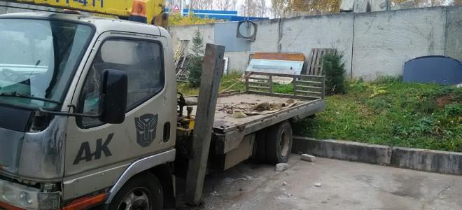 Эвакуатор в городе Кирово-Чепецк Константин 24 ч. — цена от 800 руб