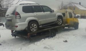 Эвакуатор в городе Слободской Эвакуатор 24 ч. — цена от 800 руб