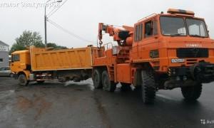 Эвакуатор в городе Надым Truckm10 24 ч. — цена от 800 руб