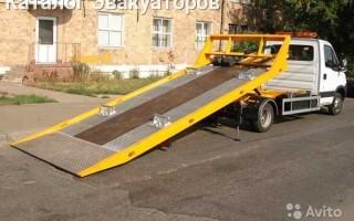 Эвакуатор в городе Клин Антон 24 ч. — цена от 800 руб