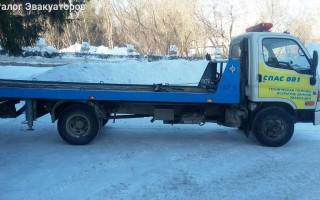 Эвакуатор в городе Искитим Спас 24 ч. — цена от 800 руб