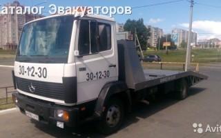 Эвакуатор в городе Кострома Эвакуатор 24 ч. — цена от 1000 руб