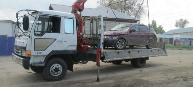 Эвакуатор в городе Маркс Константин 24 ч. — цена от 800 руб