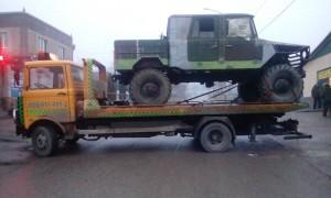Эвакуатор в городе Ессентуки Эвакуатор 911 24 ч. — цена от 800 руб