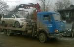 Эвакуатор в городе Пермь Уралавтоинструмент 24 ч. — цена от 2500 руб