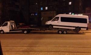 Эвакуатор в городе Балтийск Андрей 24 ч. — цена от 800 руб