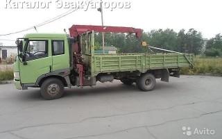 Эвакуатор в городе Комсомольск-на-Амуре Николай 24 ч. — цена от 800 руб
