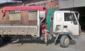 Эвакуатор в городе Шелехов Перевозчик 24 ч. — цена от 500 руб