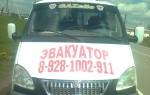 Эвакуатор в городе Таганрог Эвакуатор 911 24 ч. — цена от 800 руб