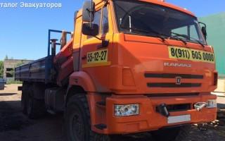 Эвакуатор в городе Великий Новгород СпецТех 24 ч. — цена от 800 руб
